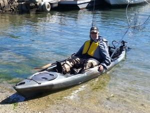 Bassyaks Motor Upgrade Kit For Malibu Kayaks