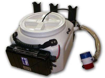 KFS Ultimate Bait Tank System