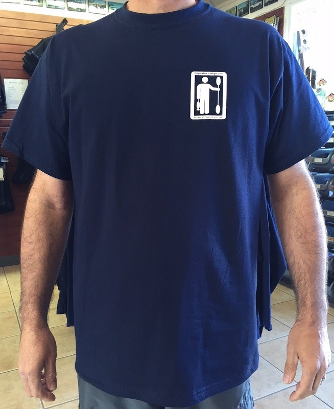 Big Water's Edge T- Shirt