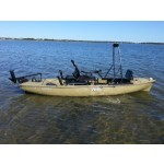 BassYaks Motor Kits for Hobie Kayaks