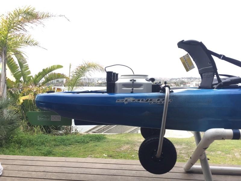 Boonedox Native Kayak Rudder