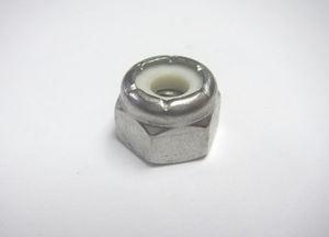 #12-24 Nylon Lock Nut