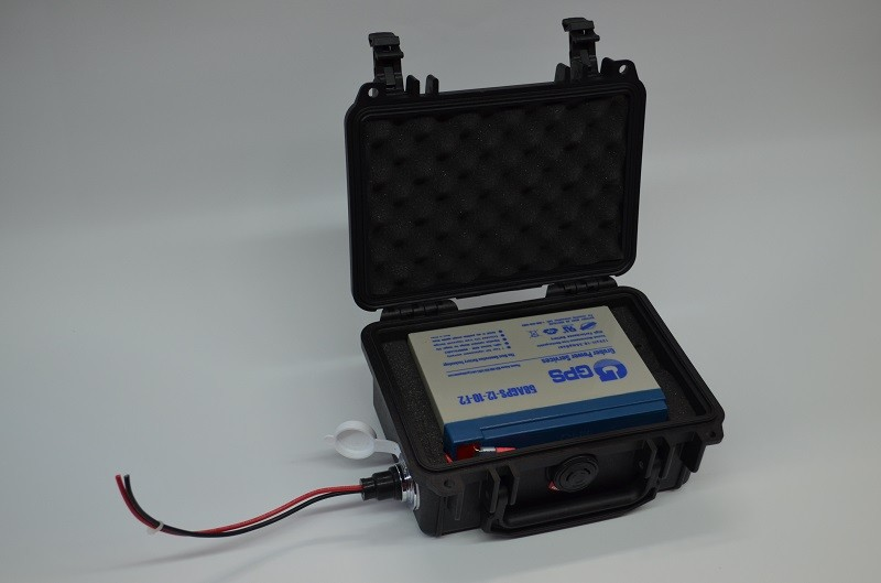 Battery Box Complete Power System