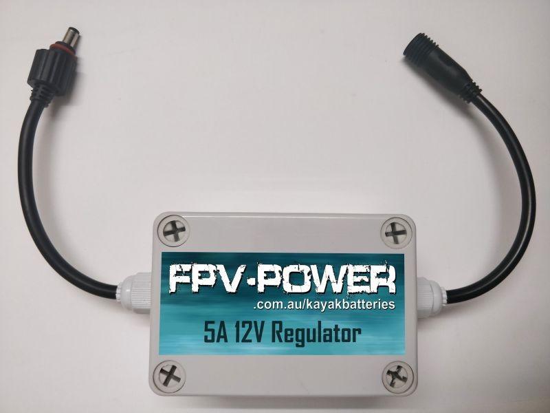 FPV-Power Regulator 12V 5A