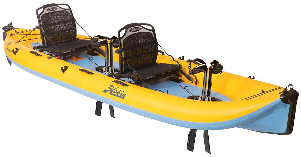 Hobie Inflatable Tandem i14t Kayak
