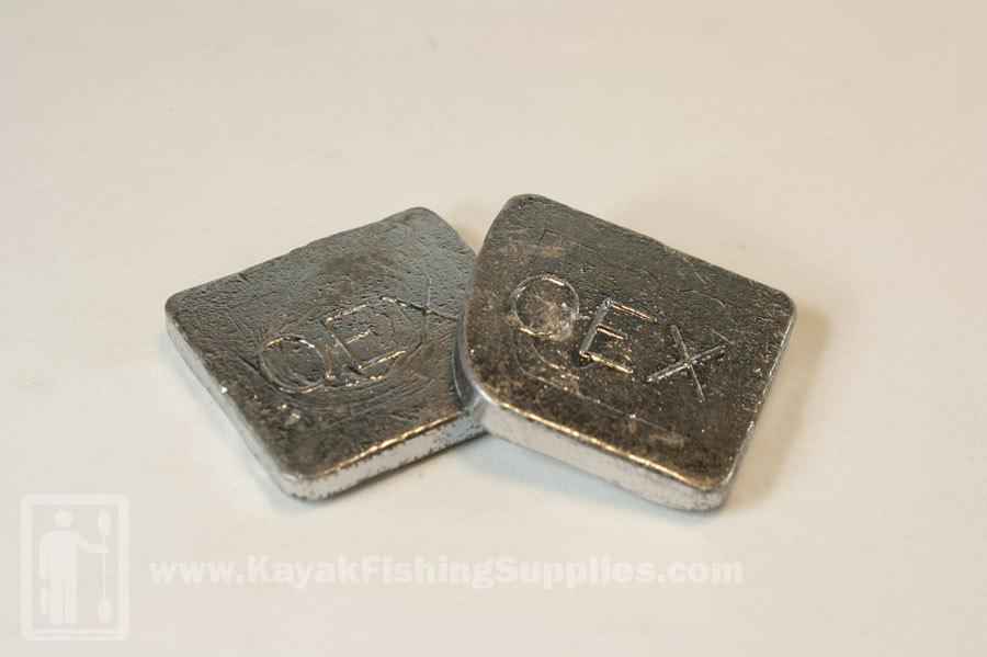 Pedal Weights for Hobie Kayaks