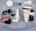 Malibu Stealth / X-factor Livewell Pump Kit by OEX
