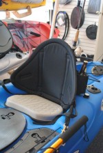 Seairsports Pacific Angler Seat