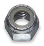 #10-24 Nylon Lock Nut