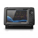 Lowrance HOOK Reveal 7X