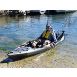 BassYaks Motor Kit for Wilderness Kayaks