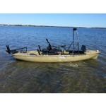 BassYaks Motor Kits for Hobie Kayaks