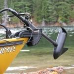 BassYaks Motor Kit for Native Watercraft Kayaks