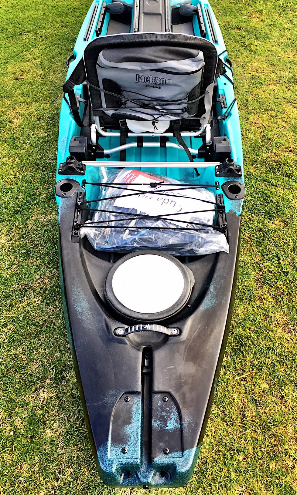 Jackson Kayaks New Cuda HD